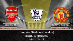 Arsenal-Vs-Manchester-United-10-Maret-2019