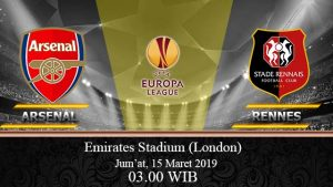 Arsenal Vs-Rennes-15-Maret-2019