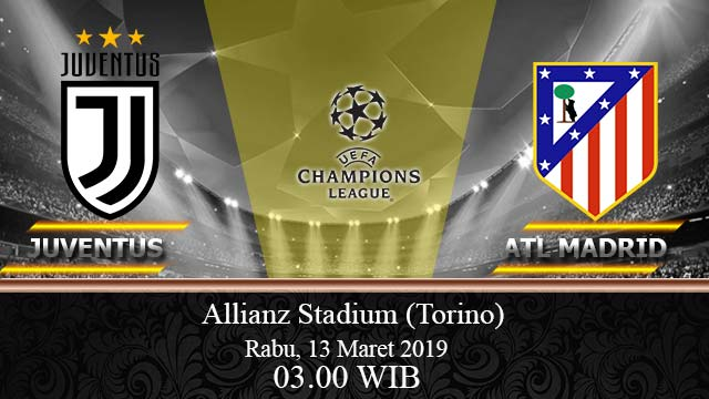 Juventus Vs-Atl.-Madrid 13-Maret-2019