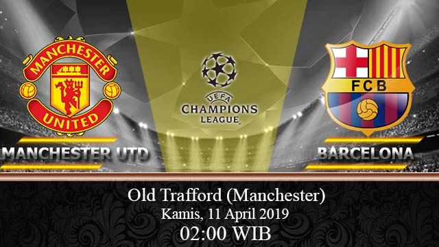 Manchester-United-Vs-Barcelona-11-April-2019