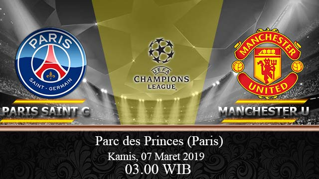 Paris-Saint-Germain-Vs-Manchester-United-07-Maret-2019