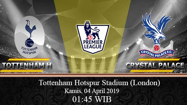 Tottenham-Hotspur Vs-Crystal-Palace-04-April-2019