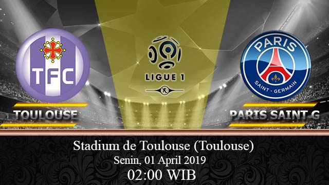 Toulous Vs-Paris-Saint-Germain-01-April-2019