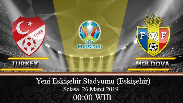 Turkey Vs-Moldova 26-Maret-2019