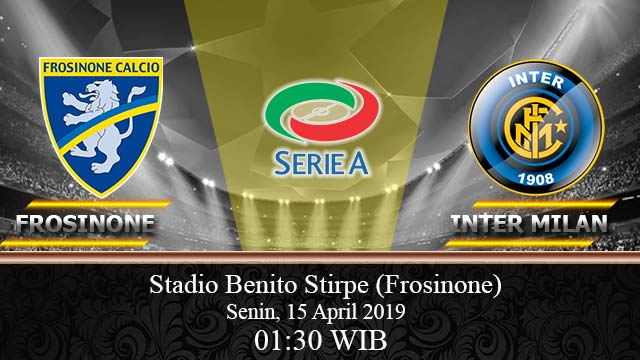 Frosinone Vs-Inter-Milan 15-April-2019