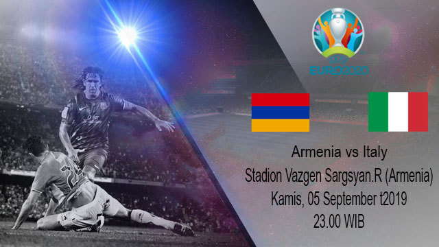Prediksi Bola Armenia vs Italy 05 September 2019