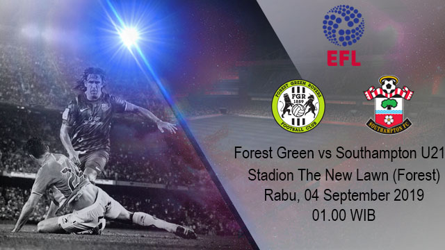 Prediksi Bola Forest Greens vs Southampton U21 04 September 2019