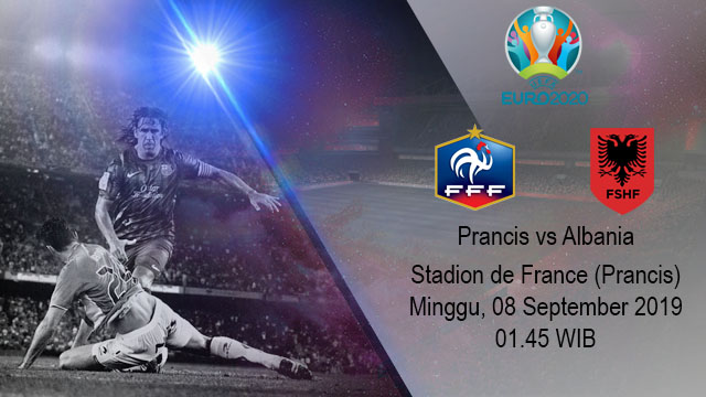 Prediksi Bola France vs Albania 08 September 2019