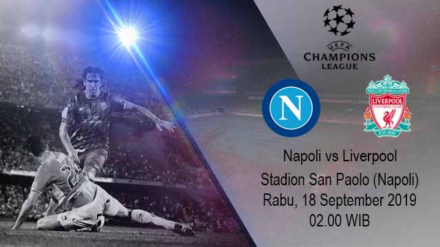 Prediksi Bola Napoli vs Liverpool 18 September 2019