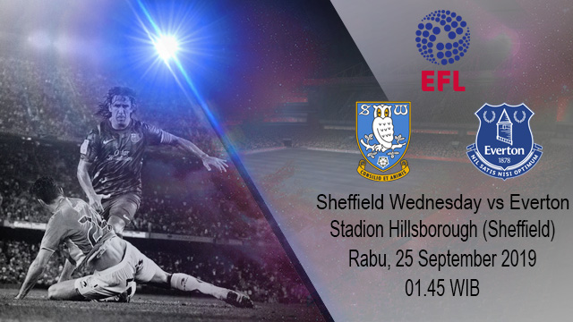 Prediksi Bola Sheffield Wednesday vs Everton 25 September 2019