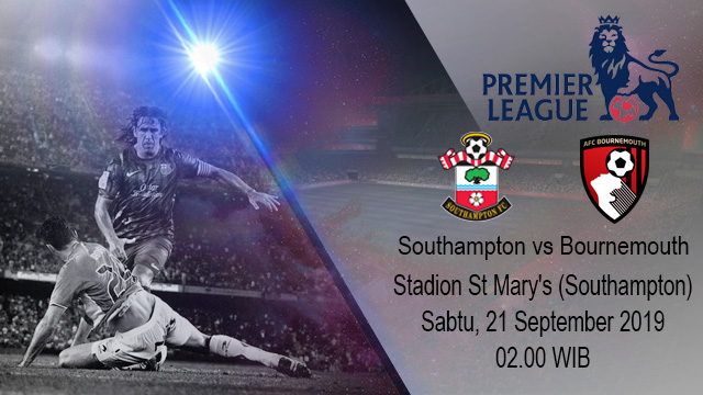 Prediksi Bola Southampton vs AFC Bournemouth 21 September 2019