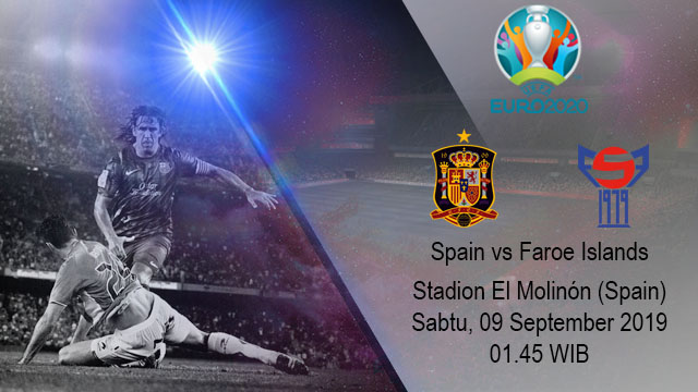 Prediksi Bola Spain vs Faroe Islands 09 September 2019