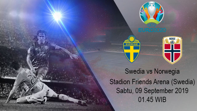 Prediksi Bola Swedia Vs Norwegia 09 September 2019