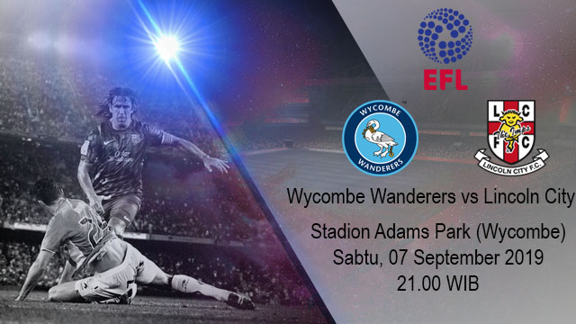 Prediksi Bola Wycombe Wanderers vs Lincoln City 07 September 2019