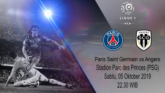 Prediksi Bola Paris Saint Germain vs Angers 05 Oktober 2019