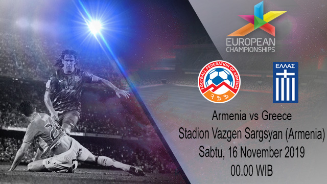 Prediksi Armenia vs Greece 16 November 2019