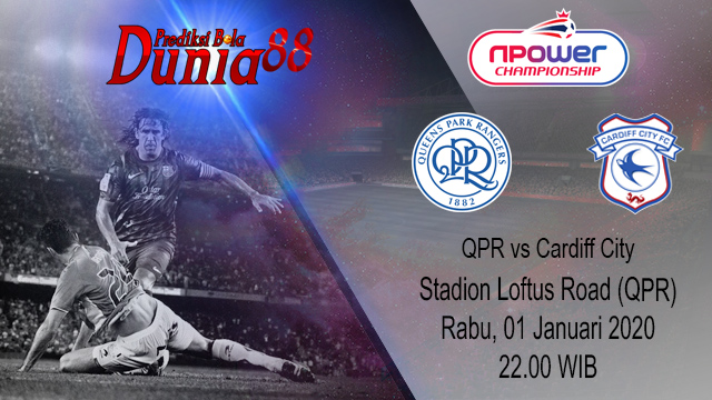 Prediksi Queens Park Rangers vs Cardiff City 01 Januari 2020